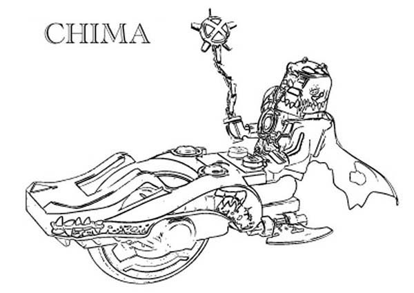 600x425 Quest For The Legend Beasts In Lego Chima Coloring Pages Batch