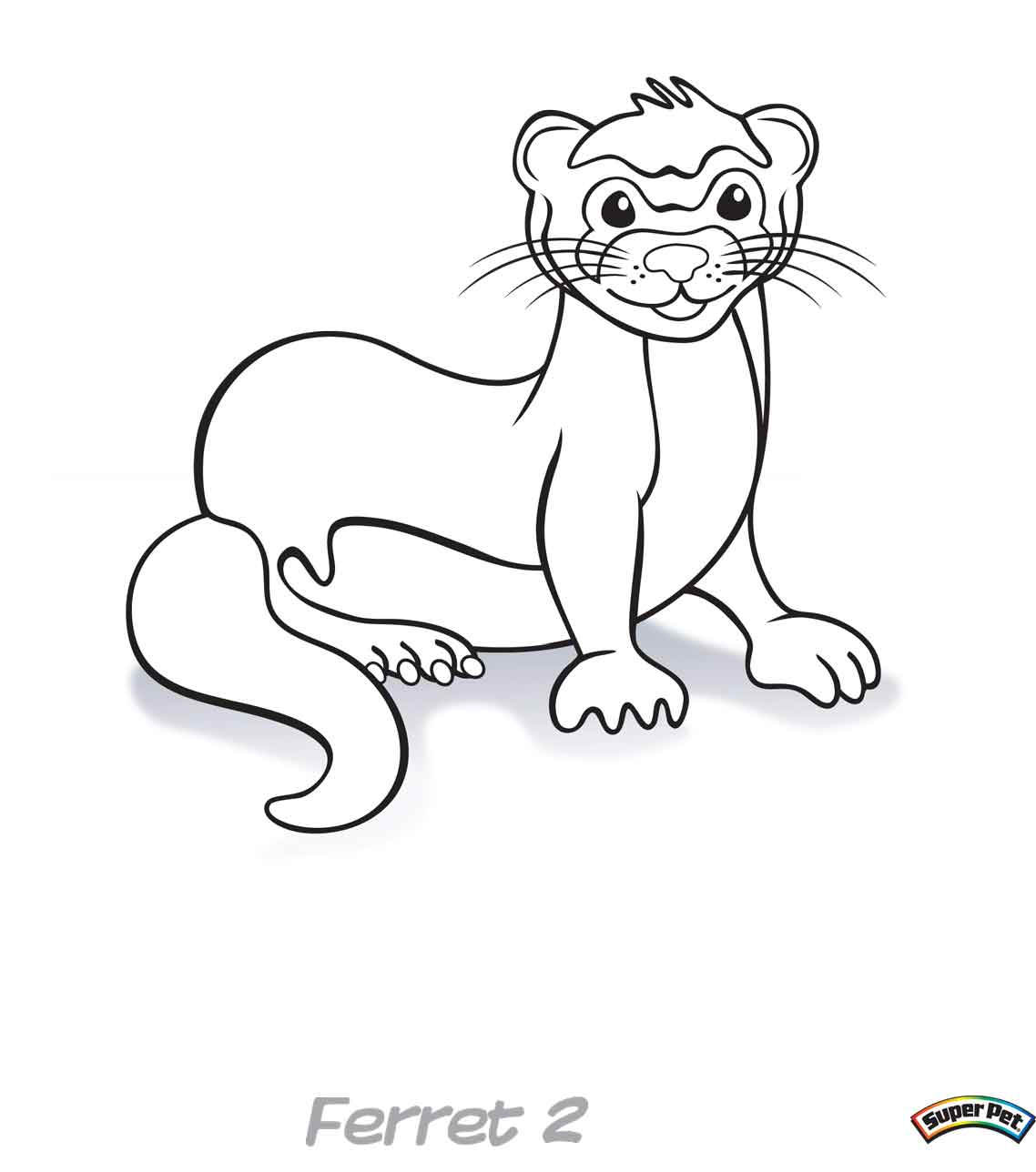 1138x1288 Critter Coloring Pages