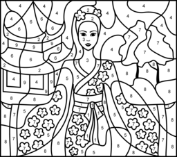 Chinese Coloring Pages At Getdrawings Com Free For Personal Use
