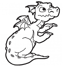 230x230 Top Free Printable Chinese Dragon Coloring Pages Online