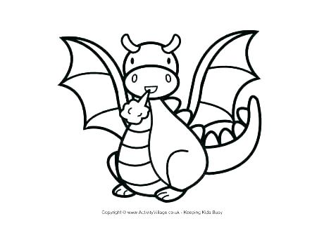 460x325 Chinese Dragon Coloring Pages Dragon Coloring Pages Fresh Dragon