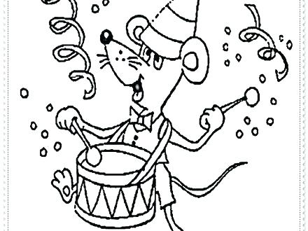 440x330 New Year Coloring Pages Free Delightful Year Old Coloring Pages