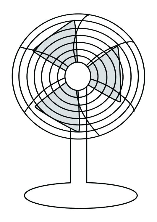 531x750 Fan Coloring Pages Chinese Fan Colouring Pages