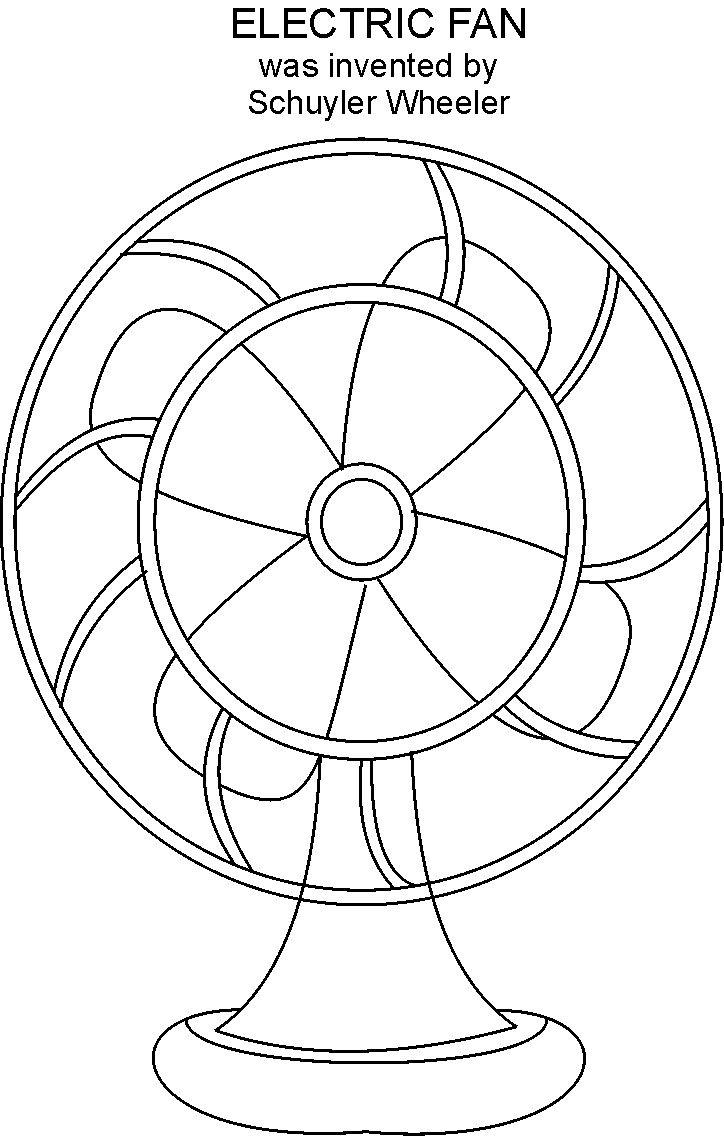 724x1136 Fan Coloring Pages Fan Coloring Page Printable Coloring Pages