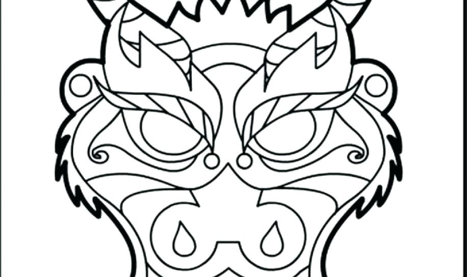 916x544 Coloring Pages Happy New Year Coloring Page Dragon Coloring Pages