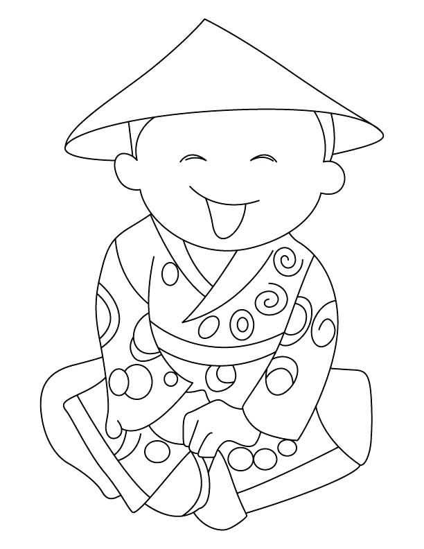 612x792 Chinese Coloring Pages Happy New Year Coloring Page Chinese