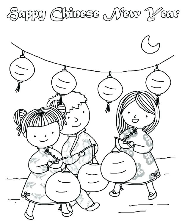 612x743 Chinese Zodiac Coloring Pages Related Post Chinese Zodiac Animals