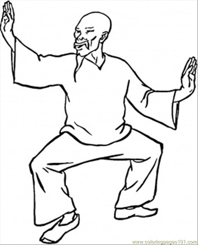 650x806 China Coloring Pages