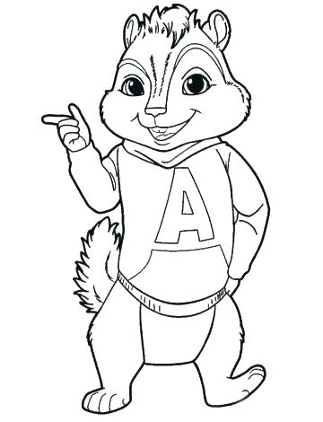 360x470 The Chipettes Coloring Pages Coloring Pages And The Chipmunks