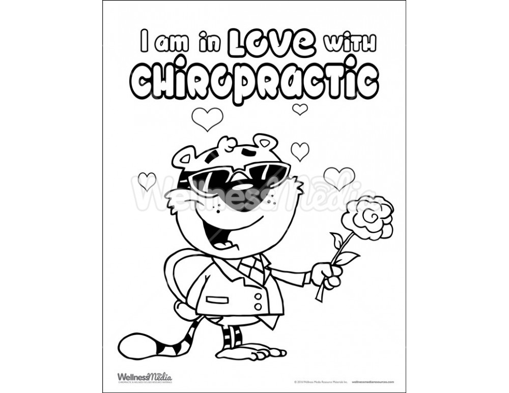 1000x773 Chiropractic Coloring Pages Awesome Chiropractic Coloring Page