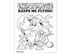 300x231 Chiropractic Colouring Pages