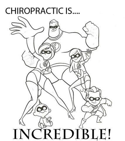 427x480 Coloring Pages For Chiropractic Kids