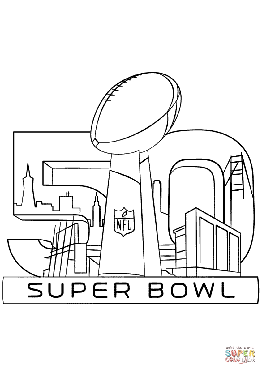847x1197 Printable Free Printable Super Bowl Coloring Pages Free Coloring