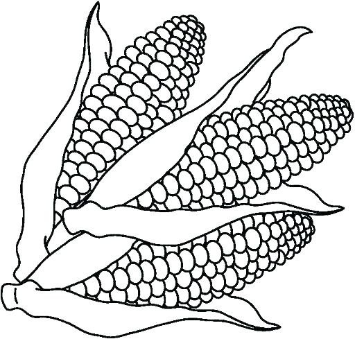 512x489 Coloring Pages Corn Chocolate Bar Coloring Page Candy Corn X