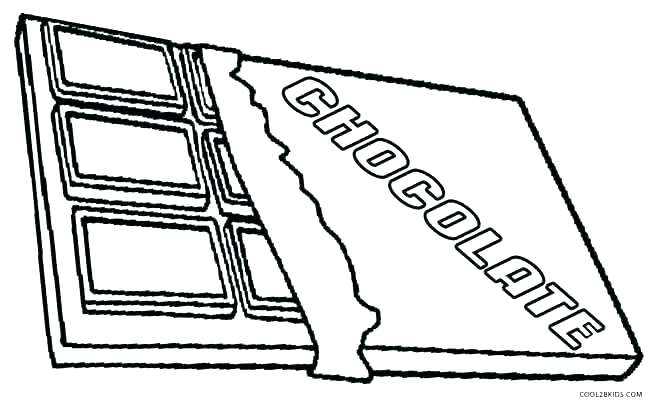 650x401 Corn Coloring Page Chocolate Bar Coloring Page Chocolate Bar