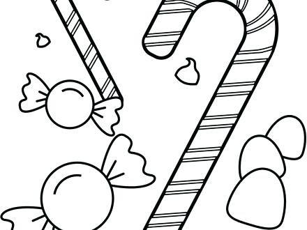 440x330 Candy Bar Coloring Pages Free Printable Candy Bar Coloring Pages
