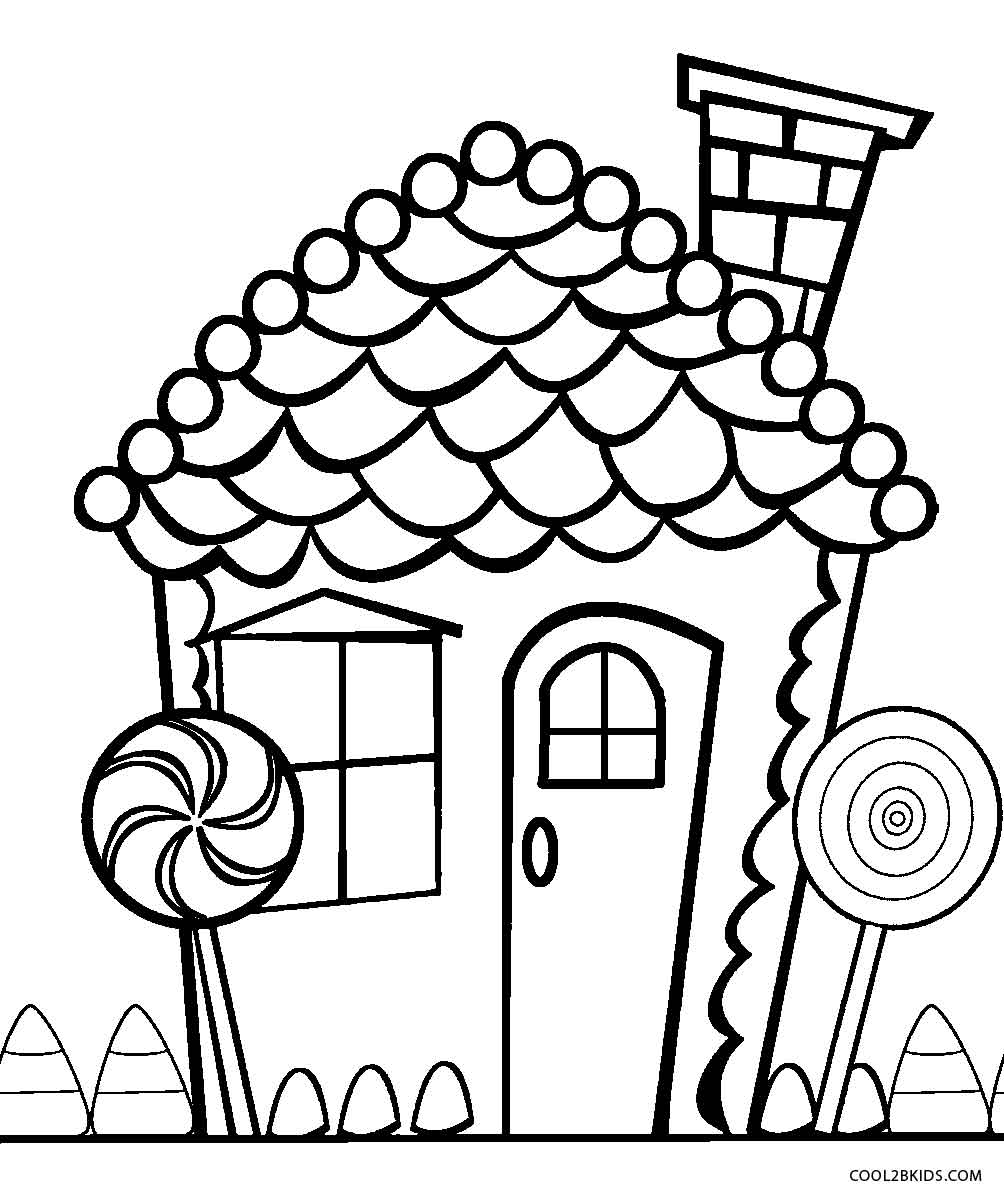 1004x1192 Printable Candy Coloring Pages For Kids