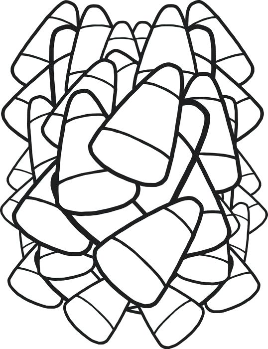 538x700 Candy Coloring Page Candy Bar Coloring Pages Mini Candy Cane