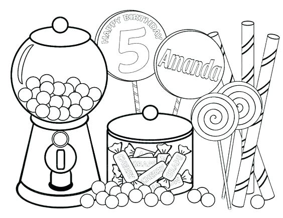 564x435 Candy Coloring Page Candy Cane Ornaments Coloring Pages