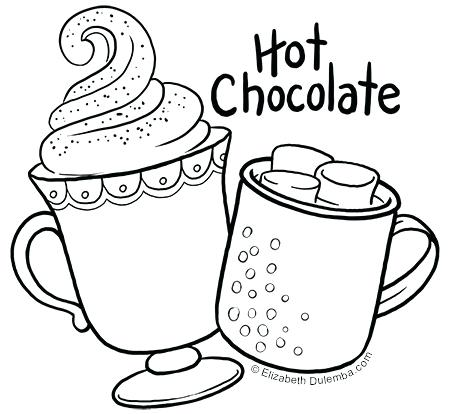 450x414 Chocolate Coloring Pages Chocolate Candy Coloring Pages