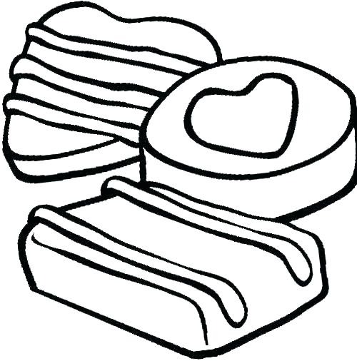 500x506 Cookie Coloring Pages Cookie Coloring Pages Cookie Coloring Page