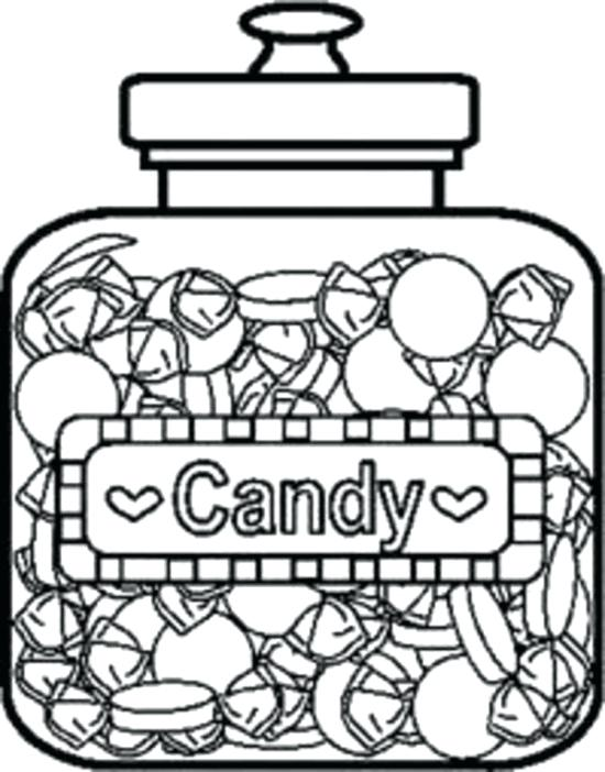 550x702 Candy Coloring Pages Candy Coloring Pages To Print Candy Coloring