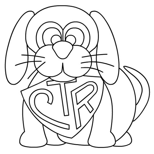 530x532 Ctr Coloring Page Coloring Book