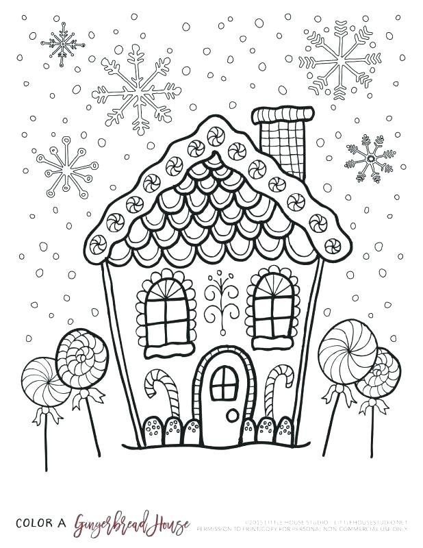 618x800 Mesmerizing Coloring Pages Of A House Printable Coloring Pages