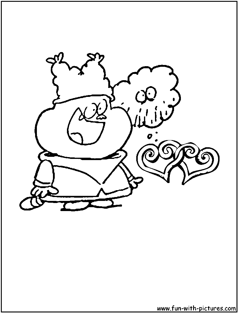 Chowder Coloring Pages