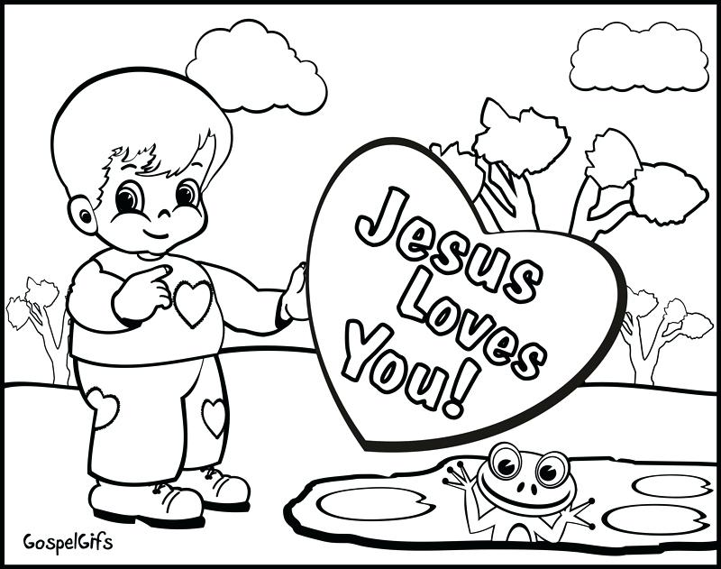800x631 Christian Hallo Simple Christian Coloring Pages