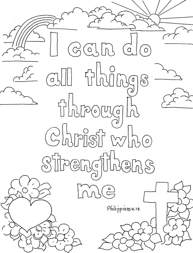 736x962 Christian Bible Coloring Pages Printable Religious Coloring Pages
