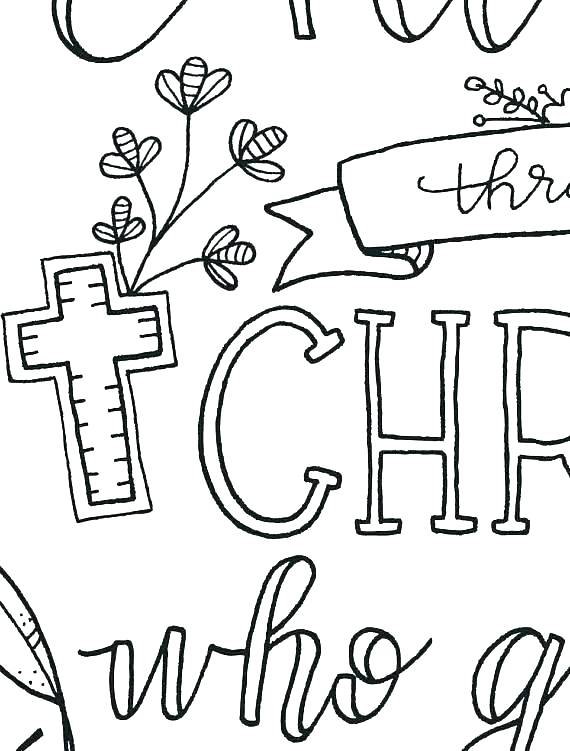 570x751 Christian Coloring Page Christian Coloring Pages To Print Bible