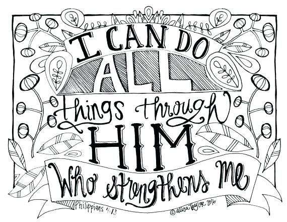 570x440 Christian Coloring Pages With Verses Printable Also Bible Creation