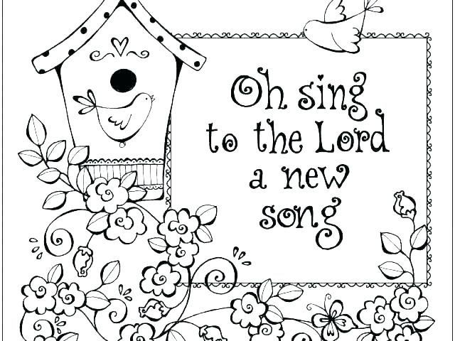 640x480 Printable Bible Verse Coloring Pages Bible Story Coloring Pages