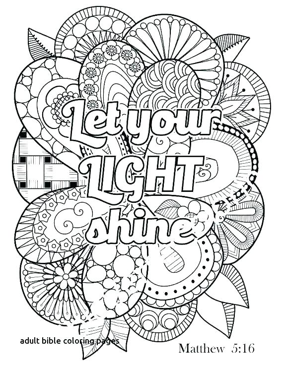 570x738 Scripture Coloring Pages Amazing For Adult Bible Verses Verse Col