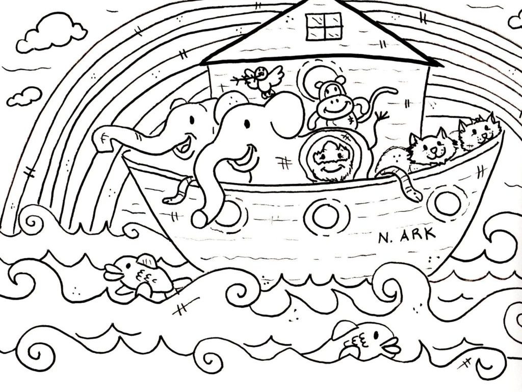 1024x768 Wonderful Decoration Christian Coloring Sheets Coloring Pages