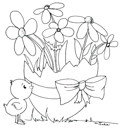 500x549 Coloring Pages For Easter Sunday Bunny Coloring Pages Bunny
