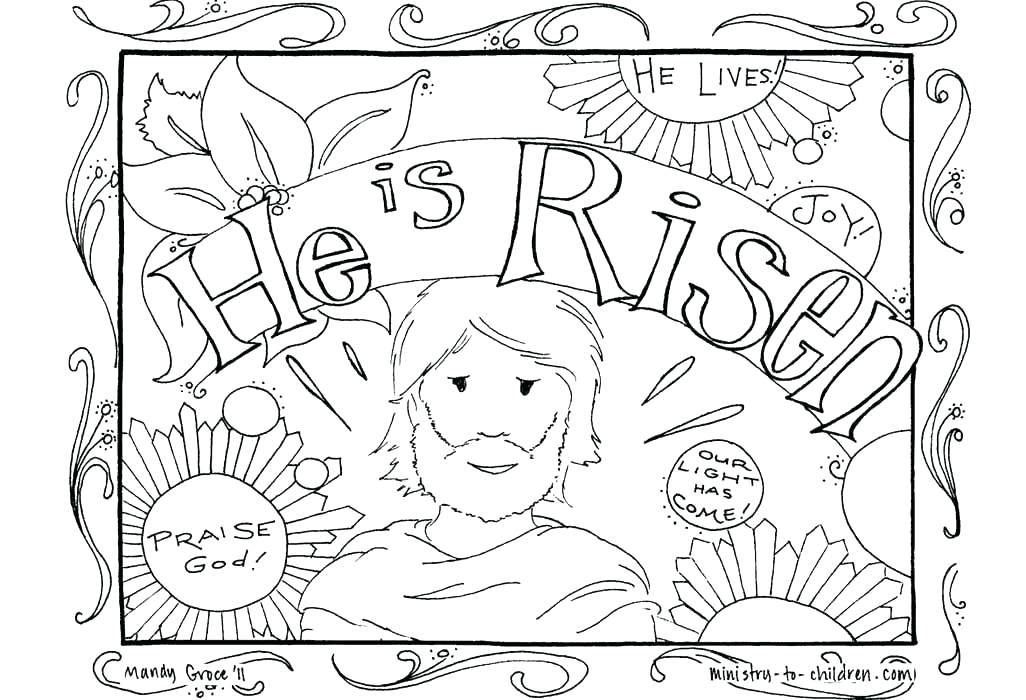 1026x700 Free Coloring Pages For Easter Religious Free Printable Coloring