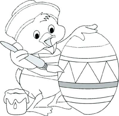 400x388 Easter Coloring Pages Free Printable