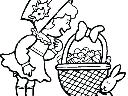440x330 Religious Easter Coloring Pages Icontent