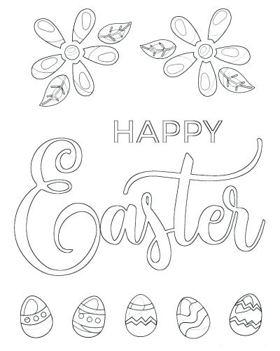400x500 Easter Coloring Pages Free Coloring Pages Free Printable Word