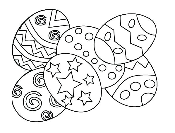 598x454 Free Easter Coloring Pages For Preschoolers Color Pages Best Free