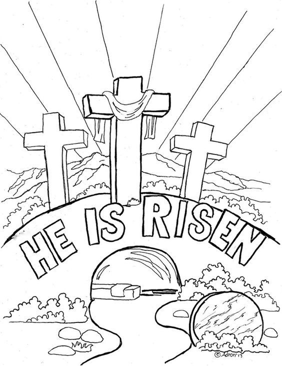 564x732 Christian Easter Coloring Pages Christian Easter Coloring Pages