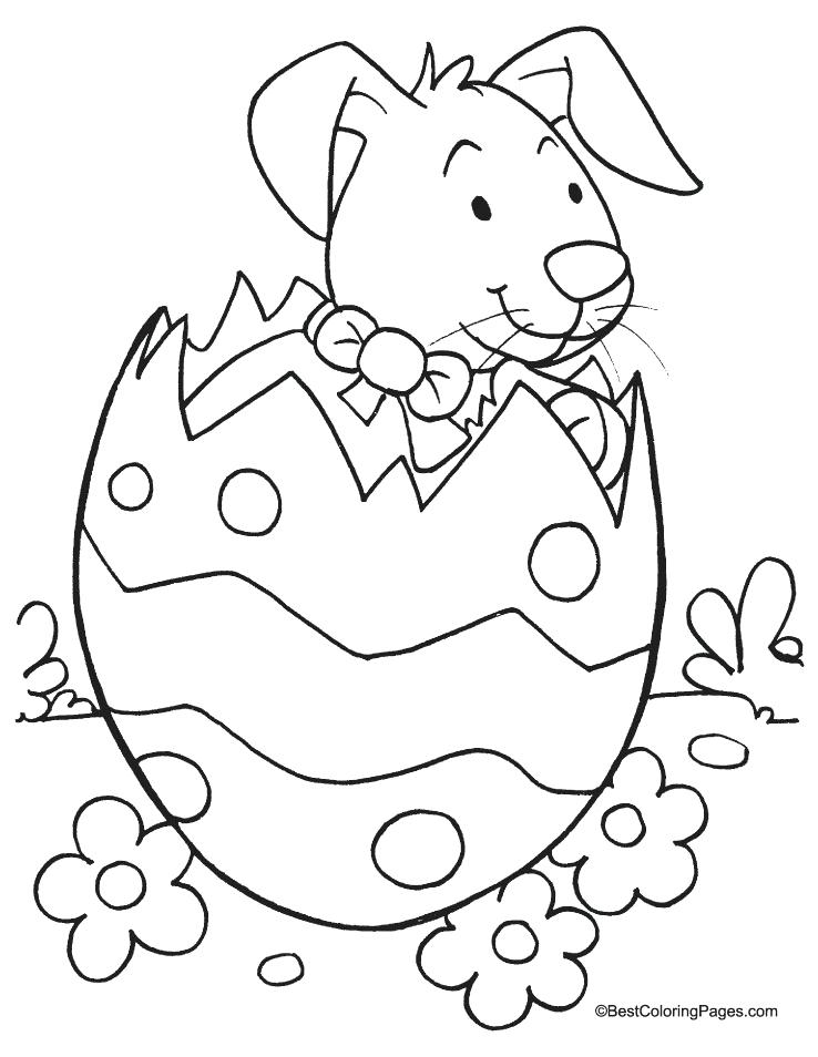 738x954 Free Easter Coloring Pages