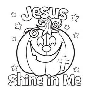 300x300 Christian Pumpkin Prayer Coloring Page