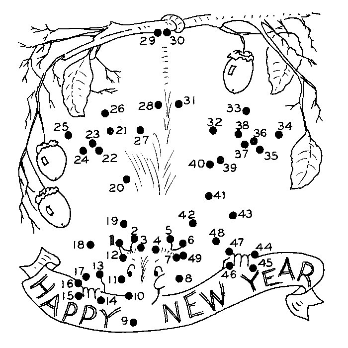 Christian New Year Coloring Pages at GetDrawings.com | Free ...