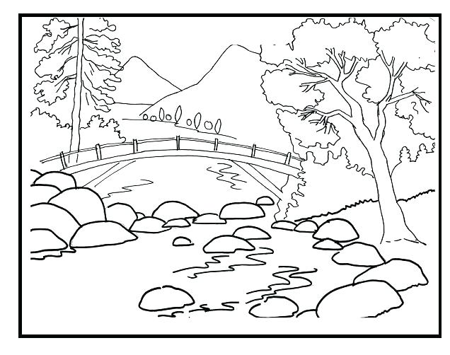 636x502 Free Spring Coloring Pages Wesmec Site