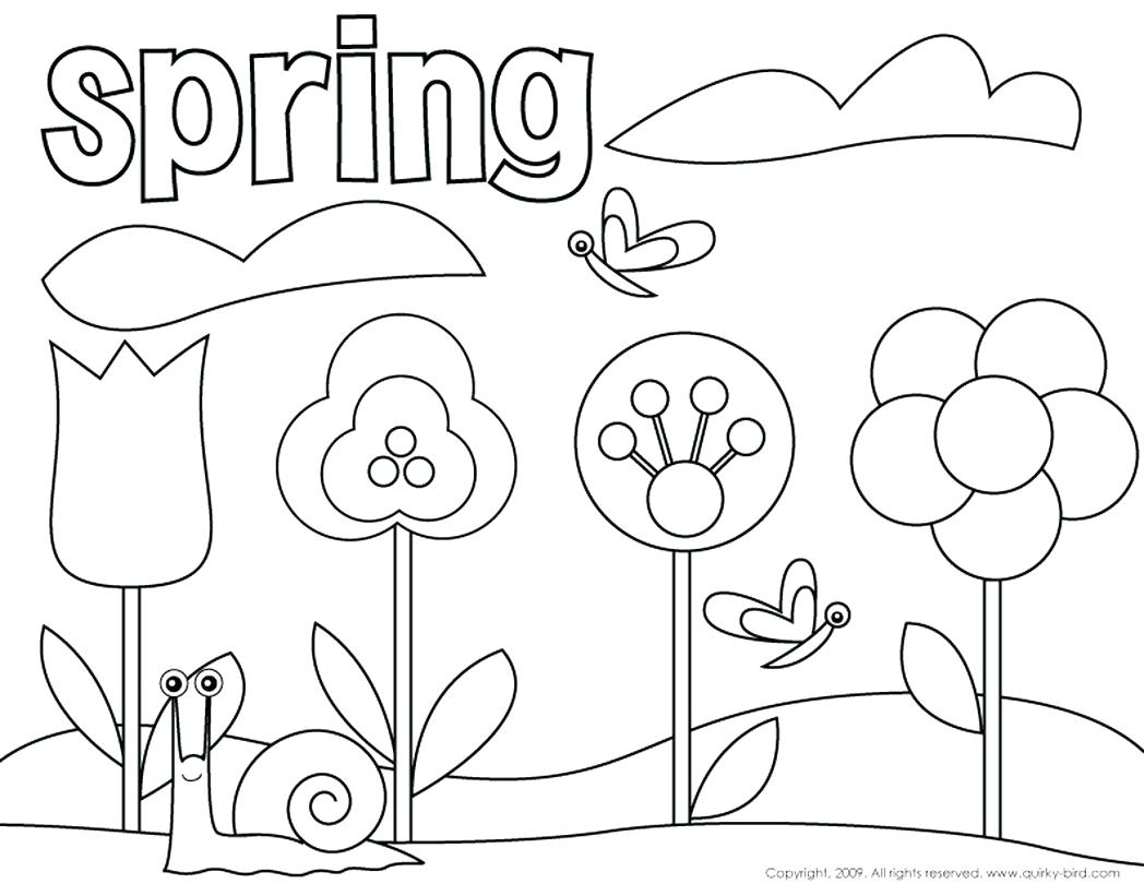 1048x810 Coloring Pages Thanksgiving Disney Spring Printable Preschool