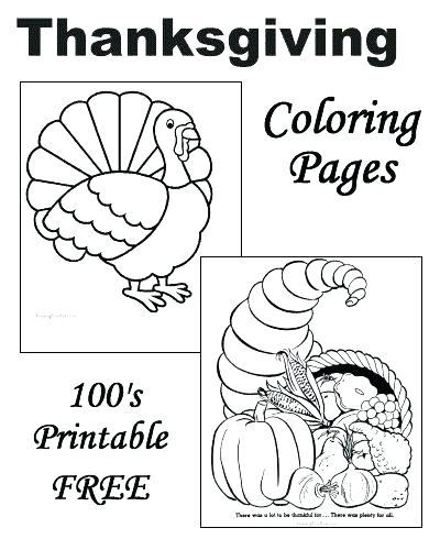 400x500 Coloring Sheets Thanksgiving Free Printable Coloring Pages