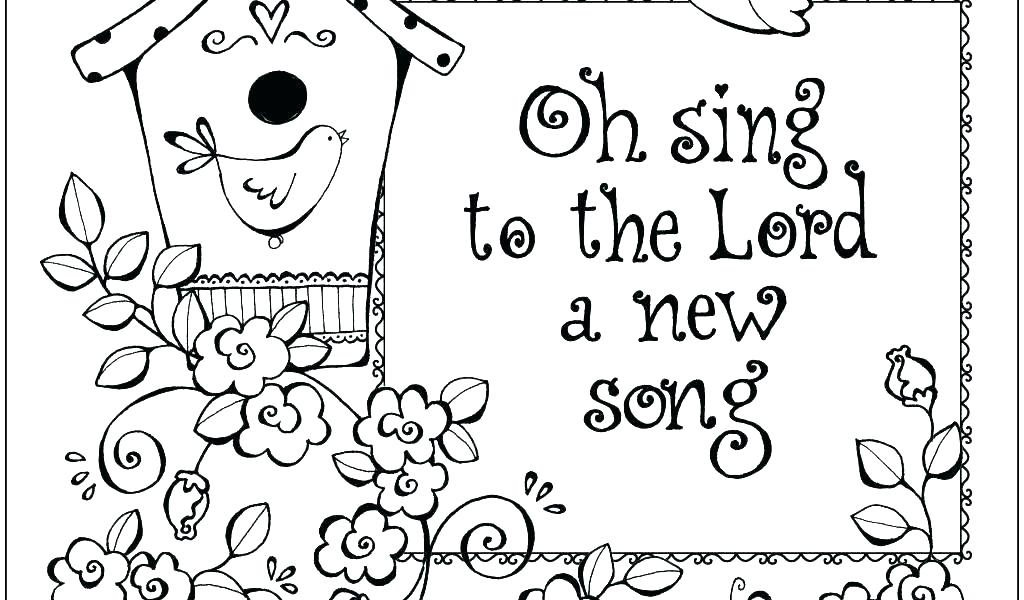 1024x600 Gospel Coloring Pages Bible Coloring Pages For Kids Christian